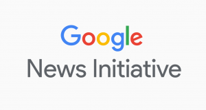 Google News Initiative Logo