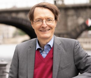 Karl Lauterbach bei Besser Online 2021