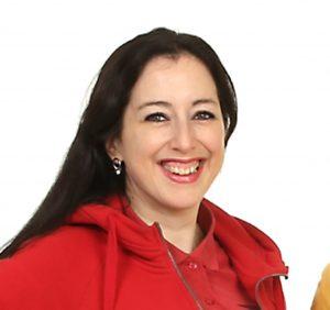 Rosa Ferrante Bannera bei Besser Online 2021